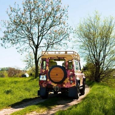 Land Rover Defender Vineyard de la FuoriSerie Torino46212