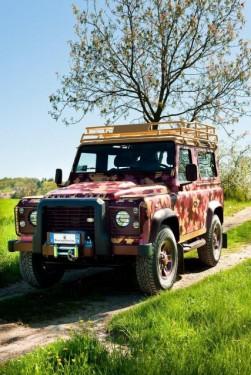 Land Rover Defender Vineyard de la FuoriSerie Torino46214