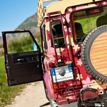 Land Rover Defender Vineyard de la FuoriSerie Torino46217