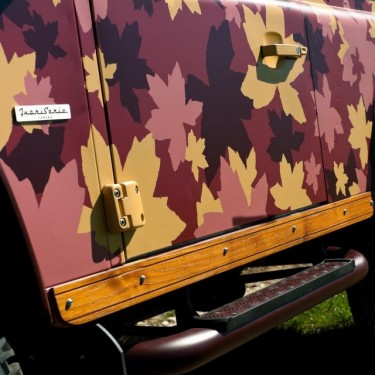 Land Rover Defender Vineyard de la FuoriSerie Torino46218