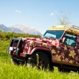 Land Rover Defender Vineyard de la FuoriSerie Torino46210