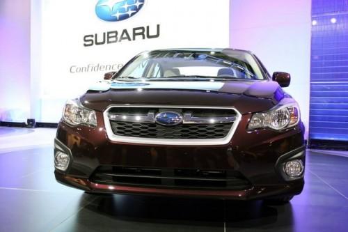 Subaru va vinde cu 50% mai multe Impreza46196