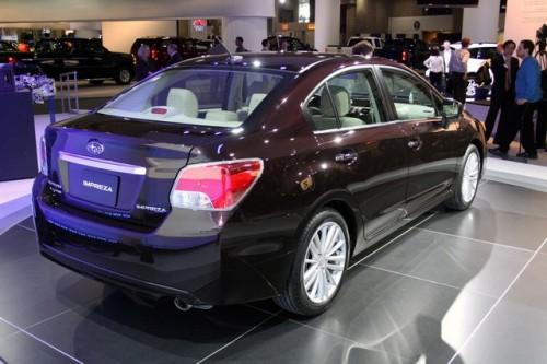 Subaru va vinde cu 50% mai multe Impreza46200