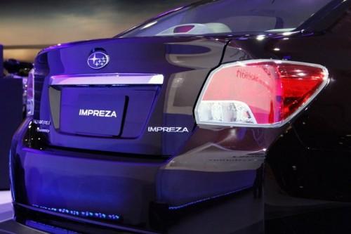 Subaru va vinde cu 50% mai multe Impreza46202