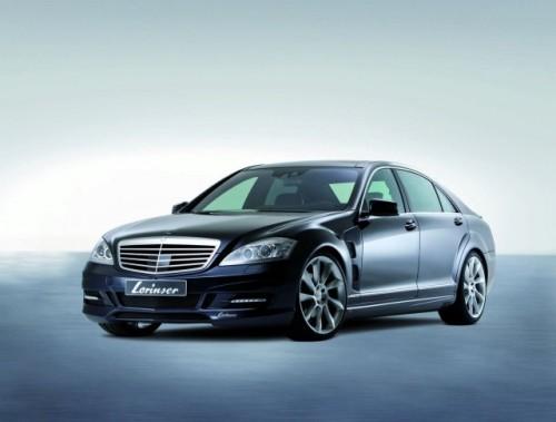 Lorinser a vandut un S-Klasse de 500.000 euro in China46165