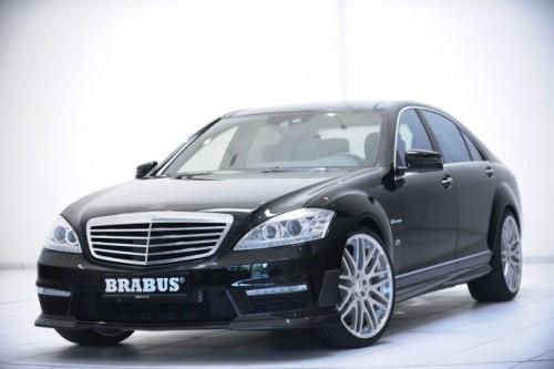 Nou program Brabus pentru V8 Biturbo46142