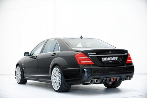 Nou program Brabus pentru V8 Biturbo46143