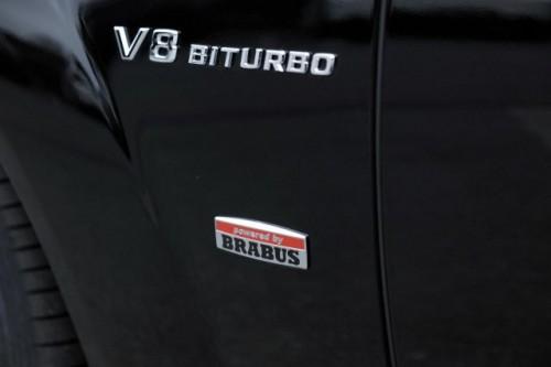 Nou program Brabus pentru V8 Biturbo46148