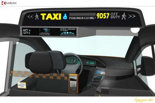 NY Taxi made in Turcia46077