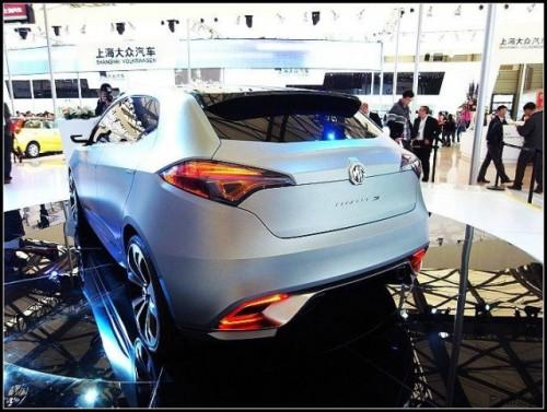 MG Concept 5 debuteaza la Shanghai Auto Show46124