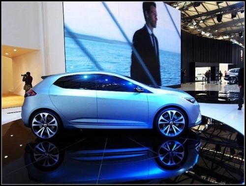 MG Concept 5 debuteaza la Shanghai Auto Show46125