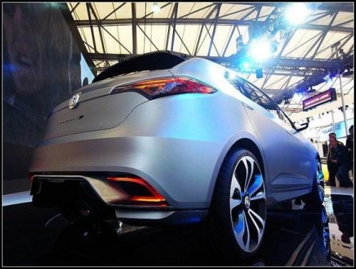 MG Concept 5 debuteaza la Shanghai Auto Show46126