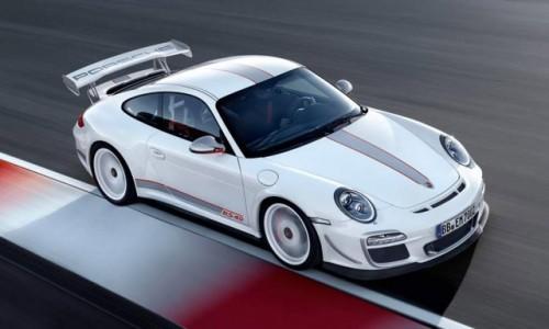 Porsche 911 GT3 RS 4.0: Meet the beast!46054