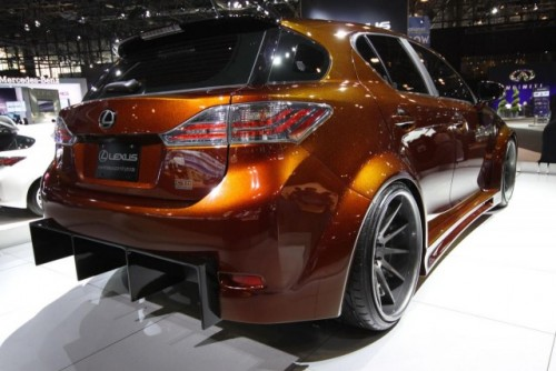Lexus CT200h by Fox Marketing46015