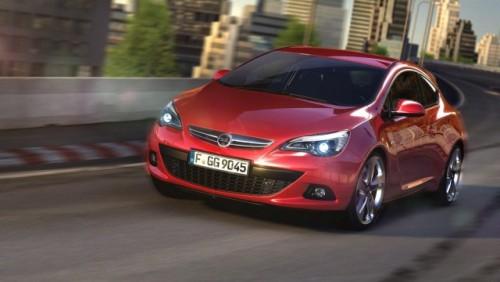 Opel Astra GTC, primele fotografii oficiale plus VIDEO46010