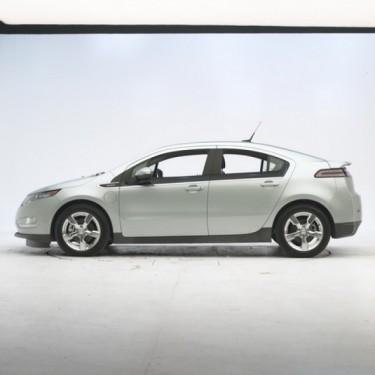 Chevrolet Volt si Nissan Leaf sunt cele mai sigure vehicule electrice, potrivit IIHS.45981