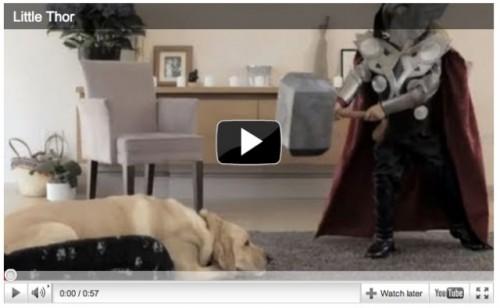 Video: Parodie Thor la... parodia