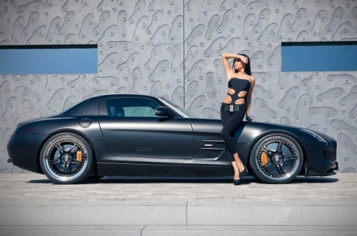 SLS 63 Supersport GT by Kicherer45925