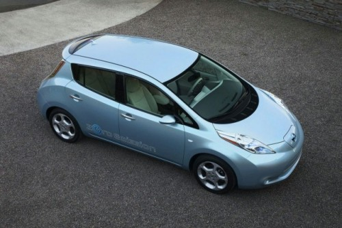 Nissan Leaf este World Car of the Year 201145874