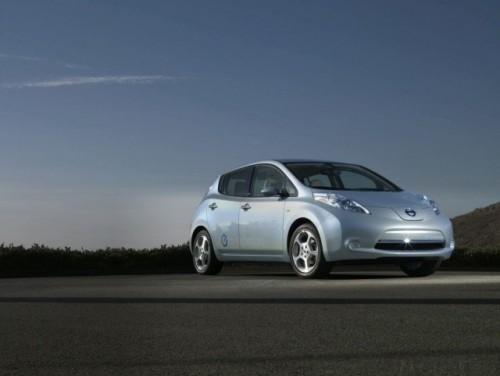 Nissan Leaf este World Car of the Year 201145875