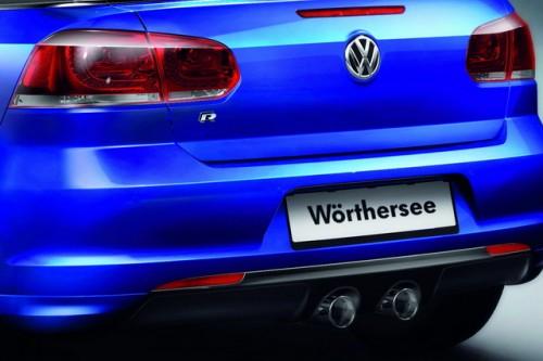 Volkswagen Golf R Cabriolet Study