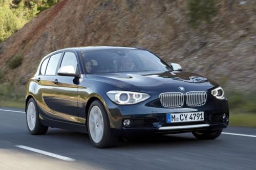 BMW 2012 seria 1