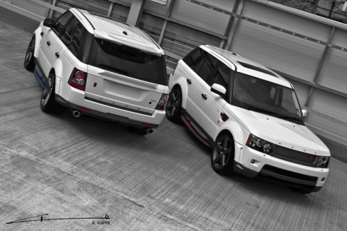 Range Rover Davis Mark II
