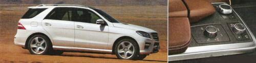 Mercedes M-Class 2012