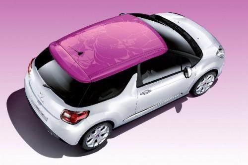 Citroen DS3 Pink