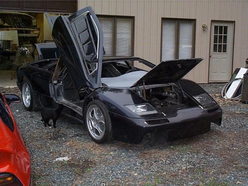Lamborghini fiero