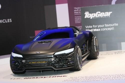 Ford Mad Max Australia
