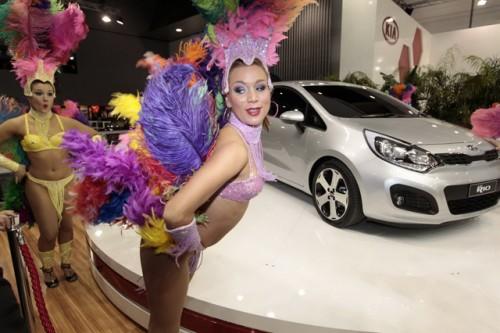 Australia Motor Show - fete