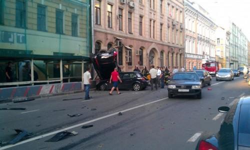 accident moscova