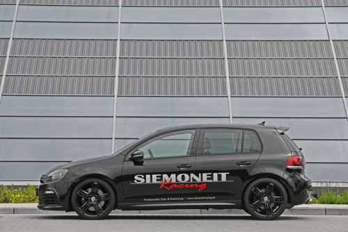 Siemoneit Racing VW Golf R