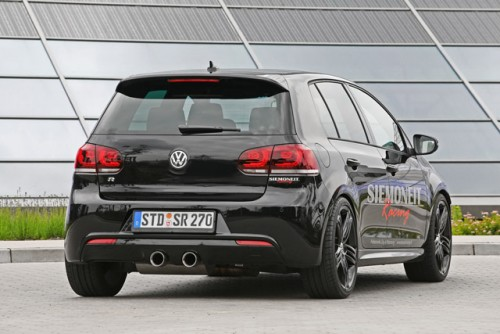 Siemoneit Racing VW Golf R