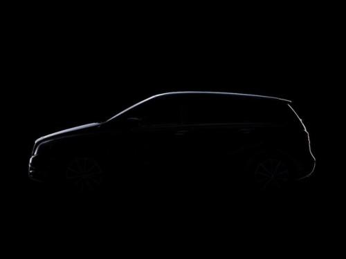Teaser Mercedes Benz B-Class