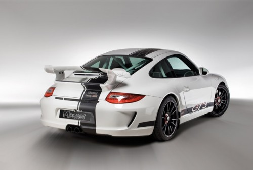 Porsche GT3 Snowmobile