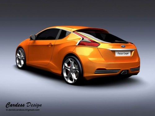 Ford Focus coupe cardoso