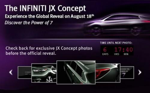Infiniti teaser 4