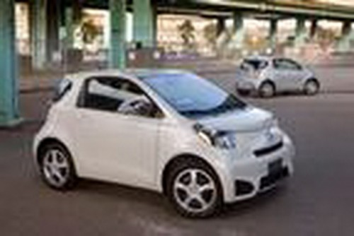 Scion iQ usa