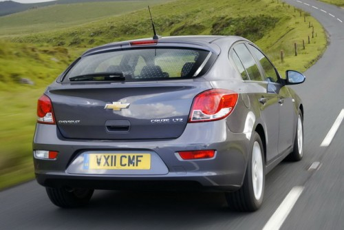 Chevrolet cruze UK