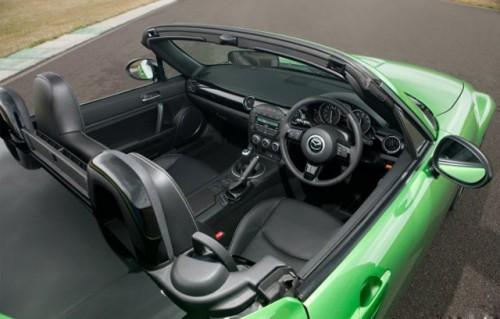 Mazda black edition