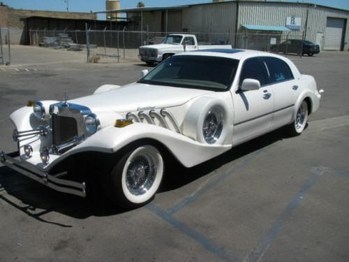 lincoln excalibur