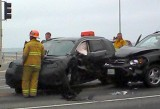 Accident Honda CR-V