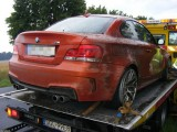 Accident al doilea BMW M1 Coupe
