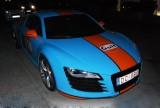 Audi R8 Gulf Oil