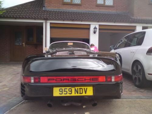 Porsche 959 replica 356