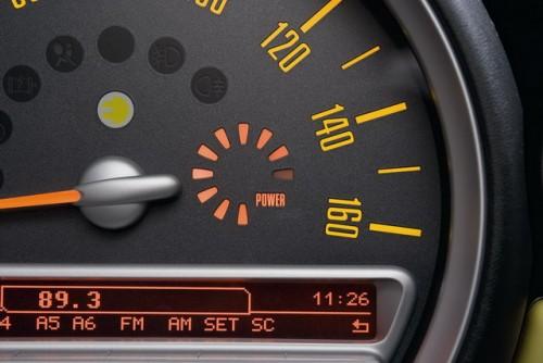 BMW MINI E proiect
