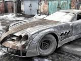 Mercedes din otel