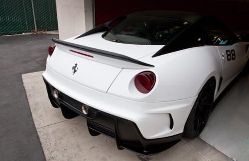 ferrari 599 VX